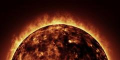 The Sun - stock footage