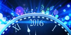 Stock Illustration of New year countdown graphic