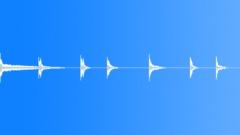 Metallic Percussion Hits - Nova Sound - sound effect