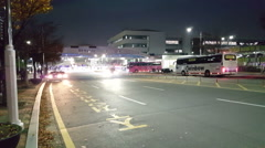 Samsung Digital City in Suwon, Korea. Stock Footage
