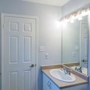 Bathroom Interior Design Stock Photos