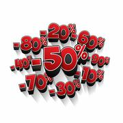 Sale - stock illustration