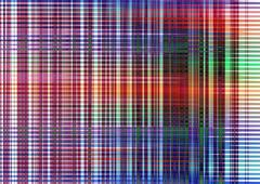 Background with colored stripes Stock Illustration