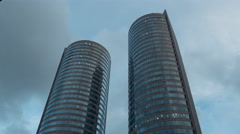 World Trade Centre Colombo Timelapse Stock Footage