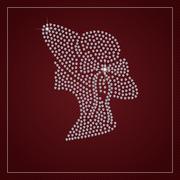 Diamond branding identity. - stock illustration