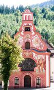 Heilig-Geist-Spitalkirche - stock photo