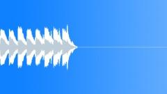 Booster Sound - Successful Sound Effect