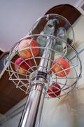 Modern design kitchen elements - stock photo