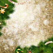 Christmas decoration. EPS 10 - stock illustration