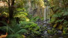 Hopetoun Falls, Victoria,  Australia Stock Photos