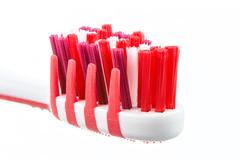 Toothbrush Head Stock Photos