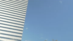 Jacksonville office building Stock Footage