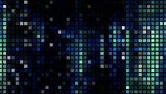 Light emitting diodes flicker with data - LED 010 HD, 4K Stock Footage