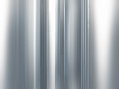 Platinum metal background Stock Illustration