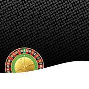 Stock Illustration of Stylized gambling background