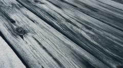 Old wood macro texture 4k Stock Footage