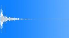 Drop Wood Object5 Sound Effect