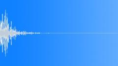 Drop Wood Object7 Sound Effect