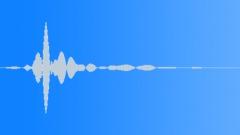 Short Bass Impact4 Sound Effect