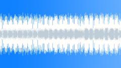 AC DC rock Shuffle 3 - loop - stock music