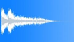 Metal broken bang hit - sound effect