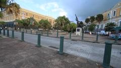 San Juan Puerto Rico Stock Footage