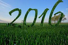 Happy New year 2016 Kuvituskuvat