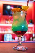 Non alcoholic cocktail Stock Photos