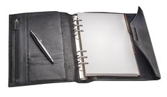Appointment Book - stock photo