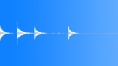 4 Metal Bars Hit - Nova Sound - sound effect