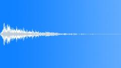Titanium Door Metal Impact Kick - Nova Sound Sound Effect