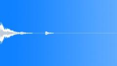 Metallic Clank Clack Impact - Nova Sound Sound Effect