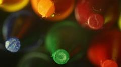 crayons up close crayon - stock footage