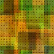 Seamless Abstract Pattern - stock illustration