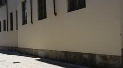 San Gottardo in Corte in Milan, Italy Stock Footage