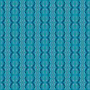Seamless pattern green turquoise Stock Illustration