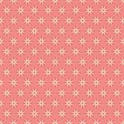 Creative retro flora pattern background design vector Stock Illustration