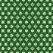 Creative green flora pattern background vector Stock Illustration
