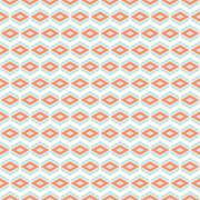 abstract rhombus shape pattern design background vector - stock illustration