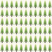 Abstract christmas tree shape pattern design background vector Stock Illustration