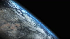 The Earth - beautiful footage of the planet we live on Stock Footage