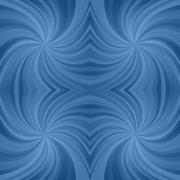 Azure spiral pattern background Stock Illustration