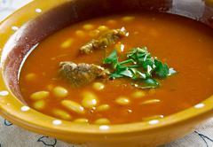 Guernsey Bean Jar - stock photo