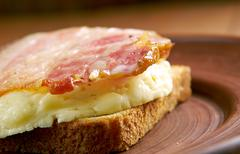 Gerber sandwich - stock photo