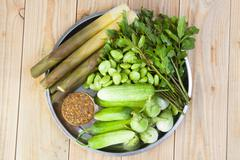 Food in Thailand Stock Photos