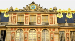 Decoration at Versaille Palace UltraHD - stock footage