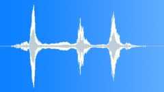 Cartoon dog praise howls - sound effect