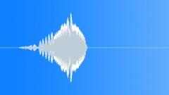 Blupp drop rev game change move - sound effect