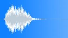 Stock Sound Effects of Crow single creak isolated