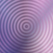 Metallic background design with concentric circles Stock Illustration